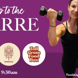 Step Up To The Barre